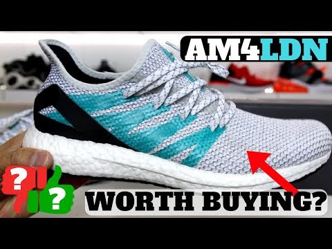 Worth Buying? Adidas SpeedFactory AM4LDN Boost Review + On Feet