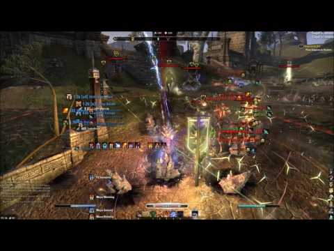 Magic DK pvp thread — Elder Scrolls Online