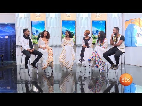 EBS Special New Year Show  With Asefaw Meshesha & Fryat Yemaneh - Part 1