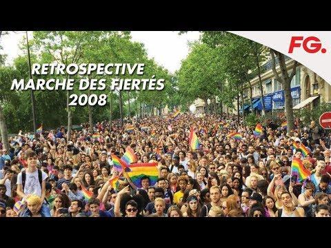Hommage à Didier Sinclair de Radio FG / Marche des Fiertés