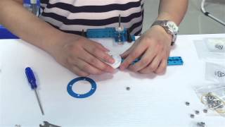 How to Assemble mScara Step by Step
