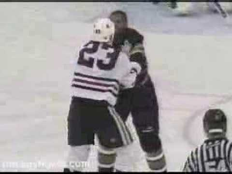 Jean-Luc Grand-Pierre vs. Jim Vandermeer