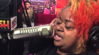 "Juicy Sings ""Are You That Somebody"" By Aaliyah (2014)"