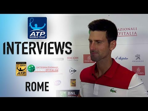 Djokovic: 'I Haven't Felt Like This On The Court For A While'