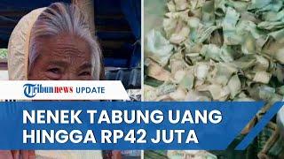 Cerita Nenek Maria Tinggal Sebatang Kara Meninggal, Ditemukan Uang Rp42 Juta Di Dalam Gubuknya