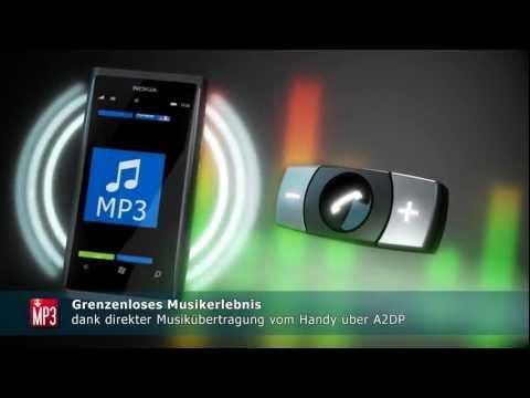 BURY CC 9048 - Bluetooth® Freisprecheinrichtung mit 3-Tasten-Fernbedienung (DE)