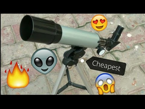 Cheapest Telescope for Moon and Sky for Beginners + Giveaway