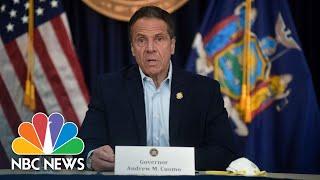 New York Gov. Andrew Cuomo Holds Coronavirus Briefing | NBC News