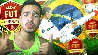 OMG KRANKES FALLRÜCKZIEHER TOR !! FIFA 17 FUT CHAMPIONS