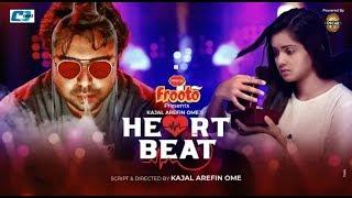 Heartbeat Natok Song   Agun Hoye Jolbo Jani   Apurba   Tanjin Tisha   Eid Natok 2019