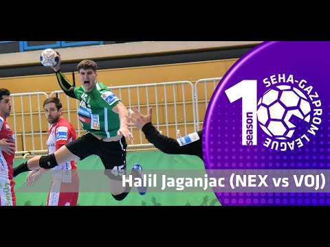 Jaganjac's AMAZING goal for the BOMBASTIC start of the season! I Best goal I Nexe vs Vojvodina