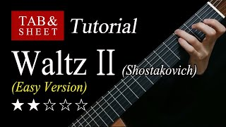 waltz 2 guitar lesson - मुफ्त ऑनलाइन वीडियो