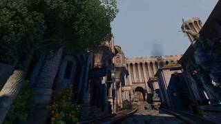 The Imperial City has shadows