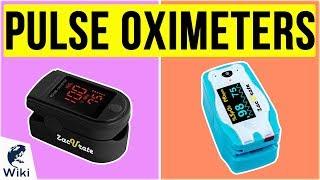 10 Best Pulse Oximeters 2020