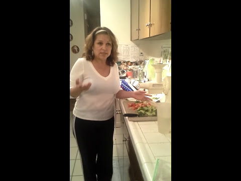Video Juicing for Cancer- My journey in healing 01/08/2013