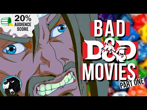 DRAGONLANCE - Bad D&D Movies Part One | Cynical Reviews