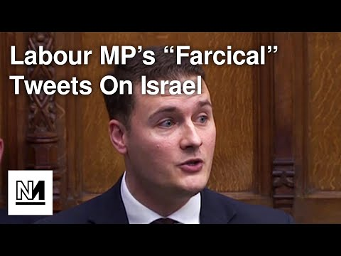 Wes Streeting's Ridiculous Response On Israel and Palestine
