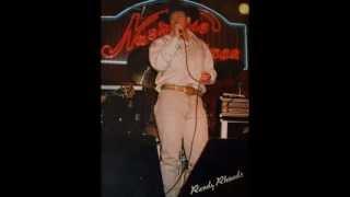 Randy Rhoads- Lily's White Lies