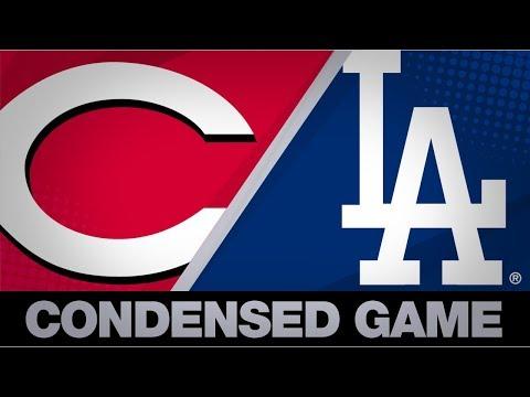 Condensed Game: CIN@LAD - 4/16/19