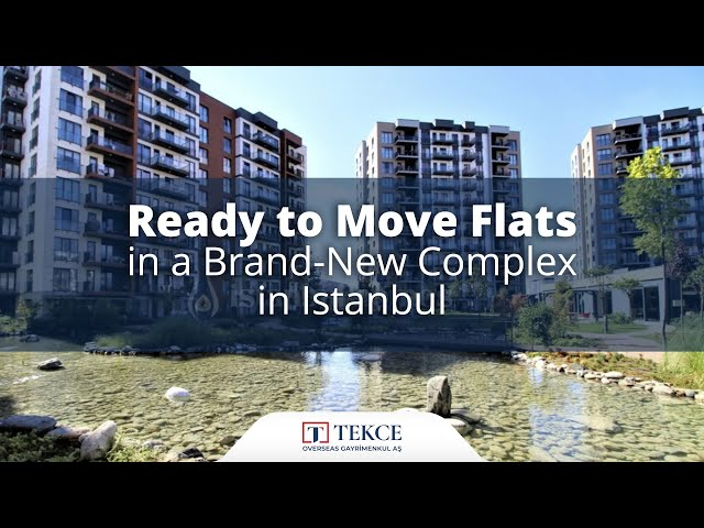Elegant Istanbul Real Estate Close to Sabiha Gokcen Airport