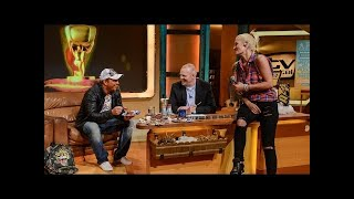 Der Dennis macht Sarah Connor atemlos - TV total