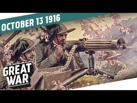 Rutina na italské frontě – 8. bitva na Soči