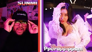 SUNMI(선미) - pporappippam(보라빛 밤) MV REACTION | WE EXPECTED ONE & WE GOT ONE #DOLO