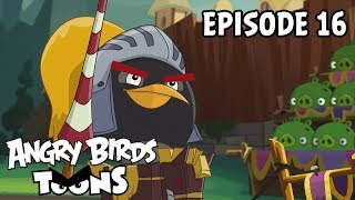 Angry Birds Toons | Sir Bomb Of Hamelot    S2 Ep16