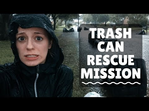 Trash Can Rescue Mission | Hava Schultz