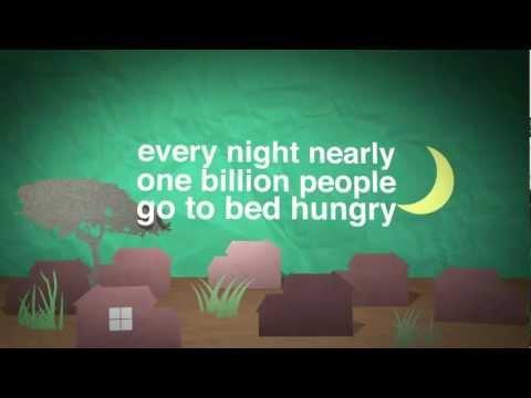 Honger - het probleem waar een oplossing voor is (01.08)