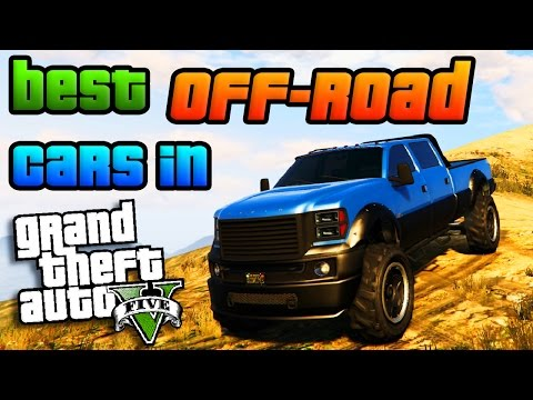GTA Online: The Best Off-Road Cars In GTA 5 - Off-Road Cars Showcase! (GTA 5 Best Cars)