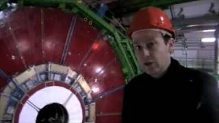 preview picture of video 'Rondleiding onder de grond in de Large Hadron Collider'