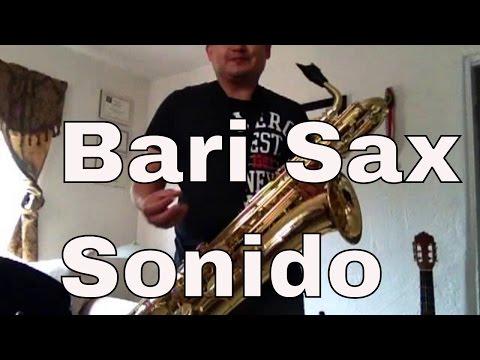 Saxofon Baritono Yamaha YBS-52