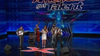 America's Got Talent 2015 S10E06 Mountain Faith Fantastic Bluegrass Band