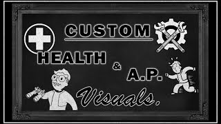 Custom Health and AP Visuals - Combat Demo vs Legion