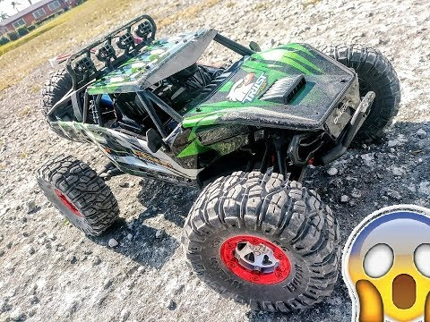One Word…BRUSHLESS!  Feiyue Desert Eagle 7 RC Buggy Review!!