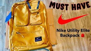 UNBOXING NIKE Utility Elite Training Backpack