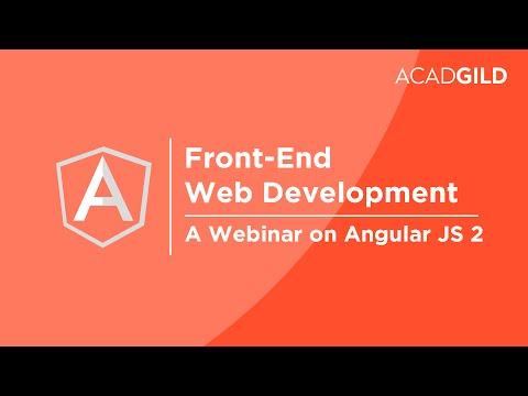 AngularJS Tutorial for Beginners | AngularJS Training | AngularJS ...