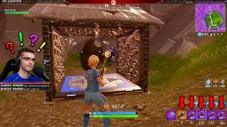 Nick Eh 30 reacts to the NEW Compact SMG (P90)!