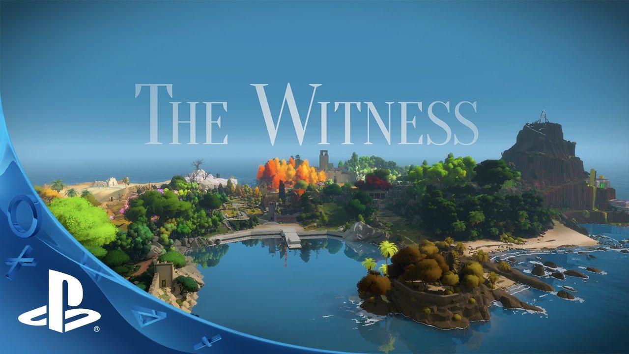 The Witness, l'aventure en monde ouvert de Jonathan Blow, sort aujourd'hui sur PS4