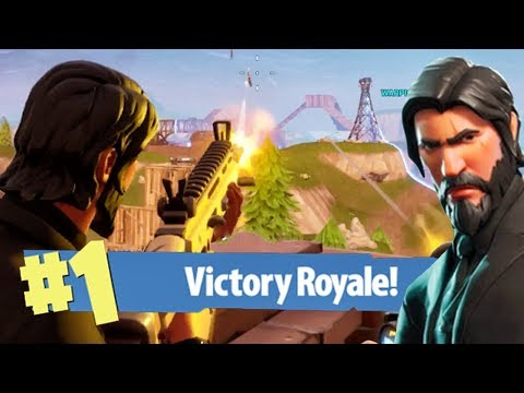 MID-AIR ELIMINATION & NEW BLITZ MODE SQUAD WIN! Fortnite Battle Royale Gameplay Ep. 7