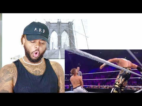 WWE Best Moves of 2018 [5/5] | Reaction