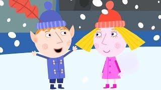 Маленькое королевство Бена и Холли -  Снег -  Рождественские эпизоды 🎄