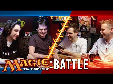 Magic: The Gathering – Two Headed Giant Battle