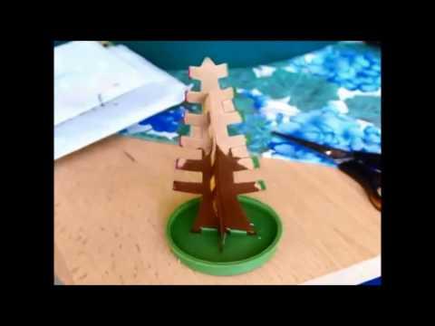 Video Kado Natal Terbaik 2015 | Pohon Natal Ajaib | Pohon Natal Unik