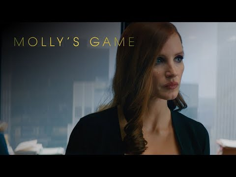Molly's Game TV Spot 'Masterful'
