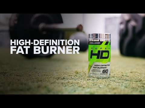 Cellucor Super Hd Weight Loss 60 Capsules