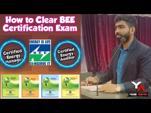 How to Clear BEE Certification Exam| BEE Syllabus in Details ...