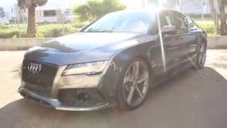 2014 Audi RS7 for sale at Global European Motorcars