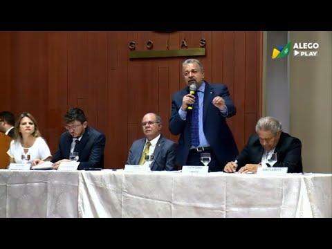 Comissão Especial da Reforma Tributária - Audiência pública em Goiânia - GO